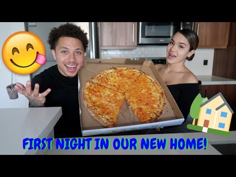 Xxx Mp4 OUR FIRST NIGHT IN OUR NEW HOME LOBSTER PIZZA MUKBANG 3gp Sex