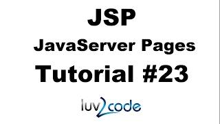 JSP Tutorial #23 - Cookies with JSP - Part 1