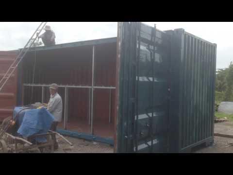 Xxx Mp4 Gia Công Container 40 Feet Mở Cửa Hông Dạng Gập 3gp Sex
