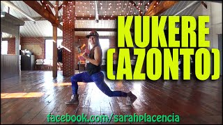 Dance Toning with Sarah Placencia - Kukere (Azonto)