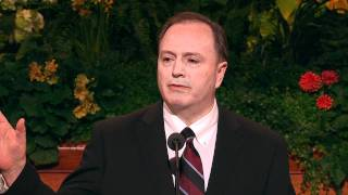 Elder Lynn G. Robbins - What Manner of Men and Women Ought Ye to Be?