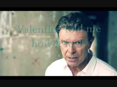 David Bowie - Valentine's Day Lyrics