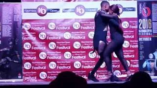 Aly & Neyza - Kizomba Revolution @ Kizomba Open Festival 2016