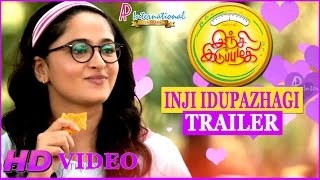 Inji Iduppazhagi Tamil Movie | Trailer | Anushka Shetty | Arya | Sonal Chauhan | MM Keeravani