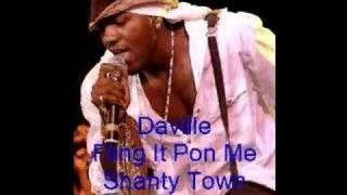 Da'Ville- Fling It Pon Me- Shanty Town Riddim