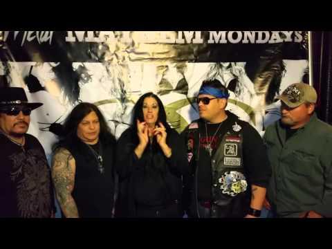 Xxx Mp4 SIX GUN SAL WITH MADAME ROCK LIVE AND RAW INTERVIEW 3gp Sex