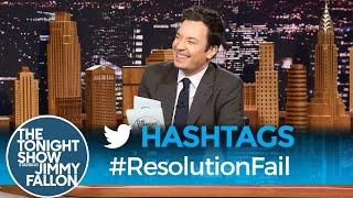Hashtags: #ResolutionFail