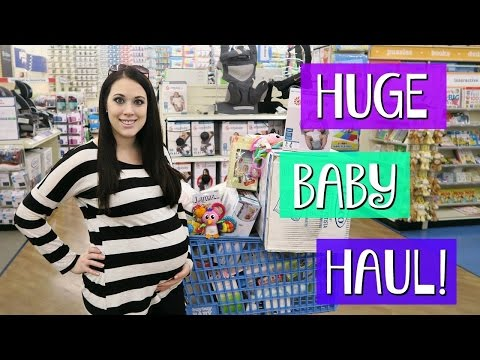 FUN BABY SHOPPING TRIP AND 34 WEEK DOCTOR APPOINTMENT