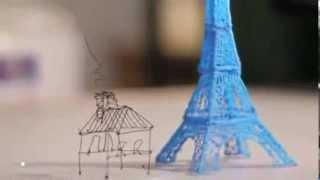 شاهد القلم العجيب الذي يرسم اشكلا في الهواء/غرائب وعجائب