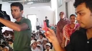 যে মাটির বুকে ঘুমিয়ে আছে- রাকিবুল হাচান-National Ideal English version School 26 marce 2015