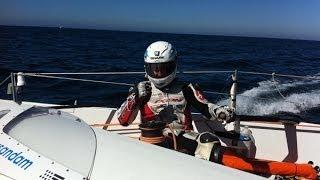 Pilote ou skipper : Bouan et Gavignet échangent moto et bateau