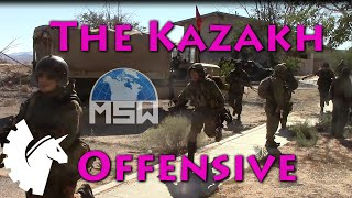 Under Fire - The Kazakh Offensive (Milsim West at George Air Force Base)