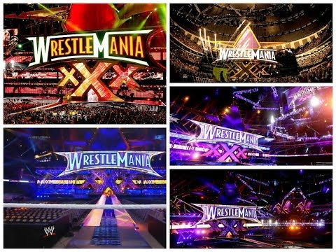 Xxx Mp4 WrestleMania XXX Blog Results 3gp Sex