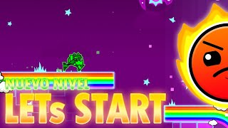 LETS START!  By me (IZhar) - Geometry Dash 2.1!!!