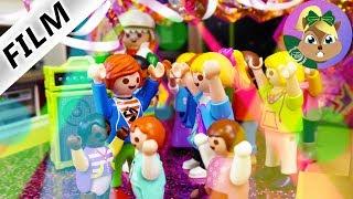 بلايموبيل فيلم | ديسكو فى الفيلا الفاخرة أطفال-حفلة تهيس جمدة اوى | أسرة الطيور الفيلم للأطفال