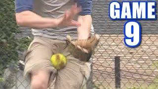 NUT SHOT!   Offseason Softball League   Game 9
