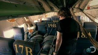 Inside A Plane Crash   Curiosity