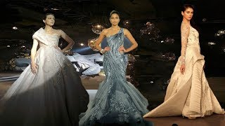 Aditi Rao Hydari Walks For Gaurav Gupta   India Couture Week 2017