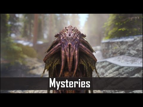Skyrim 5 Unsettling Mysteries You May Have Missed in The Elder Scrolls 5 Part 3 – Skyrim Secrets
