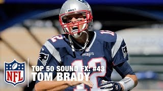 Top 50 Sound FX | #43: Brady's Back! Unicorns! Show Ponies! Where's the Beef?! | NFL