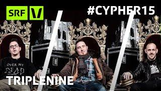 «TripleNine» an der Virus Bounce Cypher: Silenus, Fetch und Abart