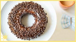 EAT   Gigantic Chocolate Donut (featuring POPSUGAR Food)