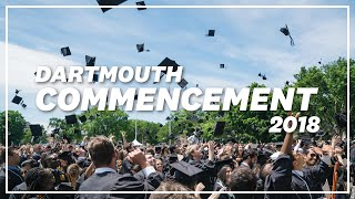 Highlights From Commencement 2018