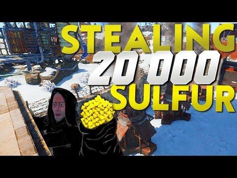Xxx Mp4 HOW I STOLE 20 000 SULFUR WITH A HOT AIR BALLOON Rust 3gp Sex