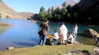 We Are Amazed To Visit Satrangi Lake, Pari Lake At Naltar Valley - Gilgit Baltistan || VLOG