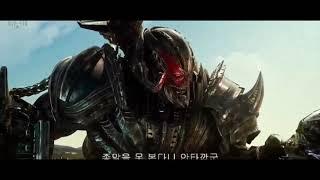Transformers 5 Hound vs Megatron HD