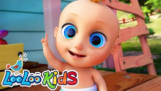 One Little Finger - THE BEST Songs for Children | LooLoo Kids