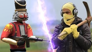 Fortnite Battle Royale In Real Life | Future Gaming