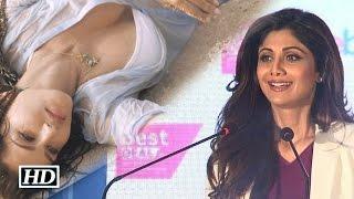 Shilpa Shetty Supports Sunny Leone's Condom Ad