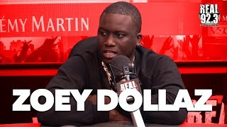 Zoey Dollaz Calls Out Vic Mensa For DIssing XXXTentacion, Beef With Joe Budden, Tekashi 69 & More