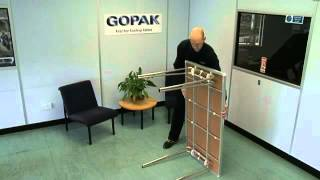 Gopak ® How To Folding Legs on Economy Folding Tables