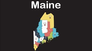 Maine State Geography/Maine Counties Song