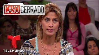 Hija adoptada tiene romance con su papá | Caso Cerrado | Telemundo