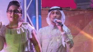 قناة اطفال ومواهب الفضائية نشيد مر عام خامس اداء ابراهيم ابوجبل من حفل السنوية السادسة