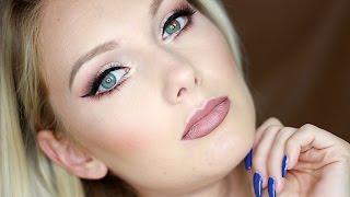 Jesienny dzienny makijaż | Inglot What a Spice | ALEANDRA