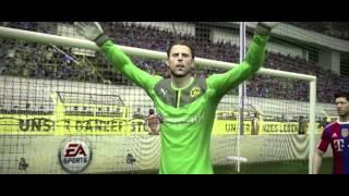 FIFA 15 - Trailer Oficial de Gameplay - Goleiros da Nova Geração