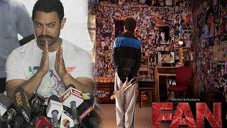 Watch Video : Aamir Khan talks about FAN And Srk