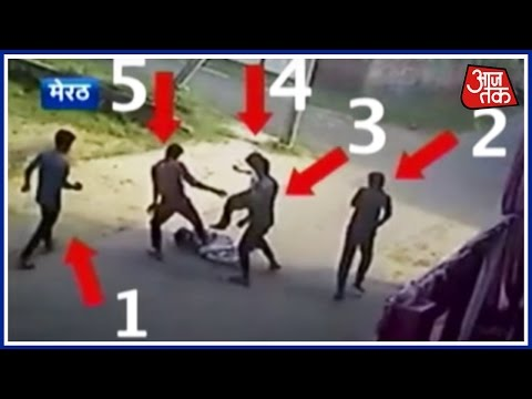 Xxx Mp4 Friends Beat Up Youth In Meerut For Rs 250 3gp Sex