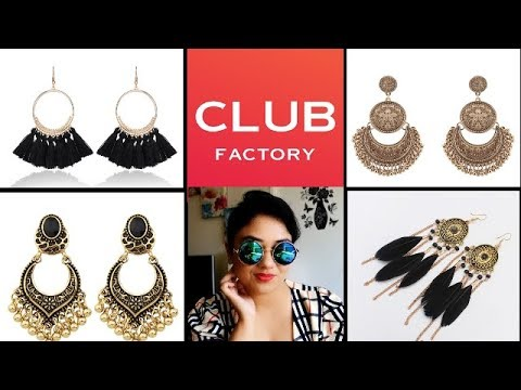 Xxx Mp4 CLUB FACTORY JEWELLERY HAUL Affordable Jewellery Shopping Shainee DIY 39 S Amp Lifestyle 3gp Sex