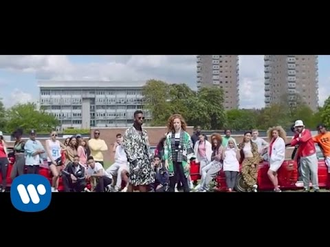 Tinie Tempah ft. Jess Glynne Not Letting Go Official Video