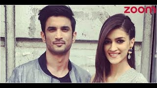 Sushant Has No Time For Alleged Girlfriend Kriti? | Bollywood News