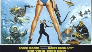 1981 - James Bond - For your eyes only: title sequence