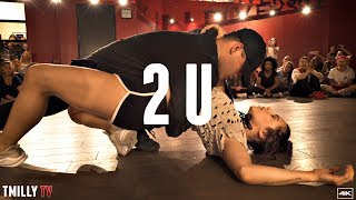 David Guetta ft Justin Bieber - 2U - Choreography by Jojo Gomez & Donovan Okimura - #TMillyTV