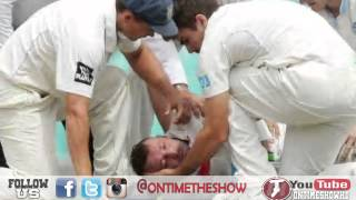 Phil Hughes Died - Cricketer Phillip Hughes Dead after bouncer hit head injury