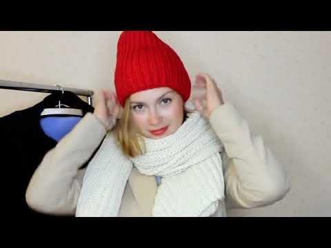 Вязание шапок спицами видео уроки мастер 31