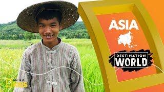 Asia   Destination World